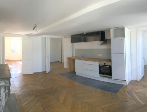 Rénovation d'un appartement pour colocation – Paris 10